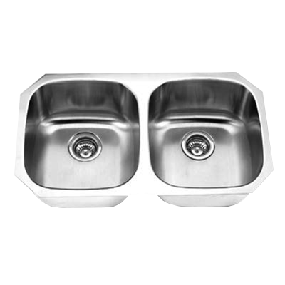 8247A 50/50 Undermount Sink