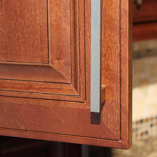 Discount Kitchen Cabinets San Diego: Scotch Walnut Kitchen Cabinet