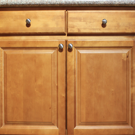 Kitchens Pal Sunset Birch Kitchen Cabinet
