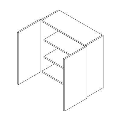 W2430 Kitchen Cabinet