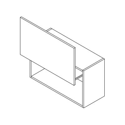 WL3015 Kitchen Cabinet