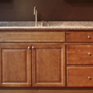 Sunset Birch 10x10 Kitchen Cabinet
