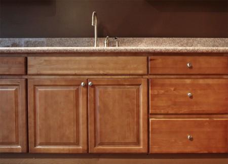 Sunset Birch 10x10 Kitchen Cabinet