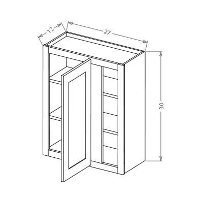 WBC2730 Kitchen Cabinet