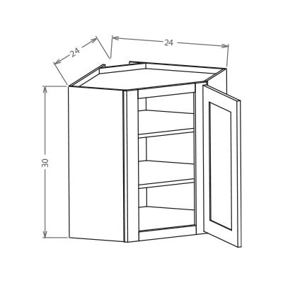 WDC2430 Kitchen Cabinet