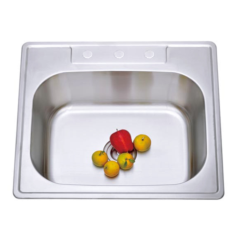 6356A Top Mount Sink