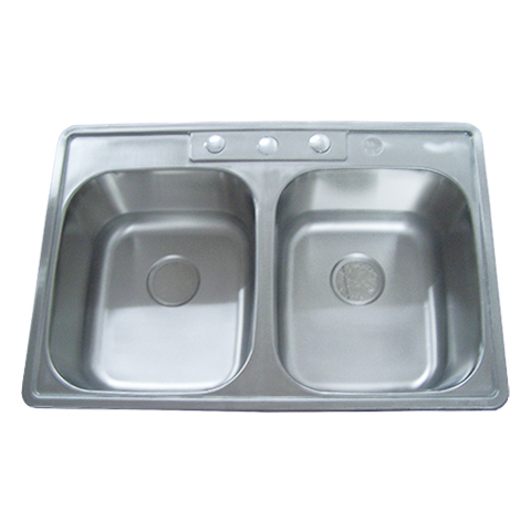 8456A Top Mount Sink