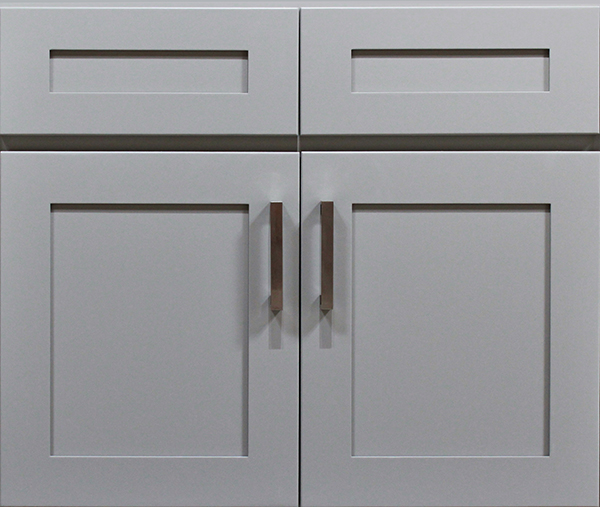 Shaker Gray Kitchen Cabinet - Kitchen Cabinets South El Monte | Kitchen Cabinets Los Angeles ...