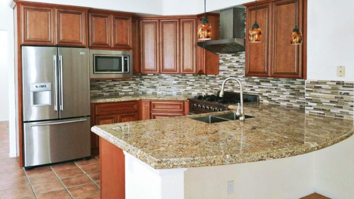 Wholesale Shaker Cabinets & Wholesale Granite Countertops For Your Kitchen