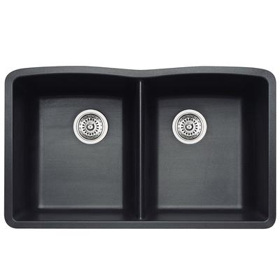 Granite Sink Double Bowl