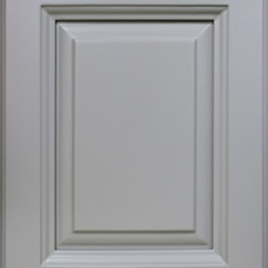 Aaheim Gray Kitchen and Bath Cabinet