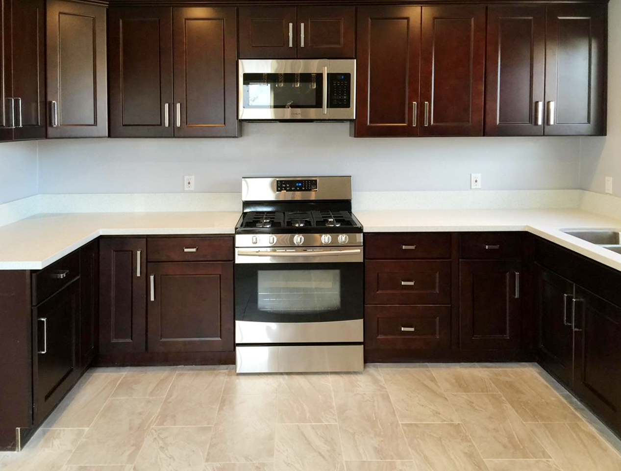 10 off california espresso kitchen cabinet kitchen cabinets paint job residential oxnard california