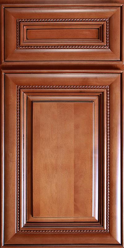 Mocha Glaze Kitchen Cabinet - Kitchen Cabinets South El ...