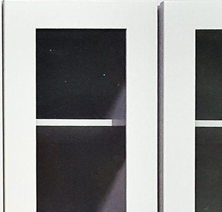 Gray Shaker Kitchen Cabinet