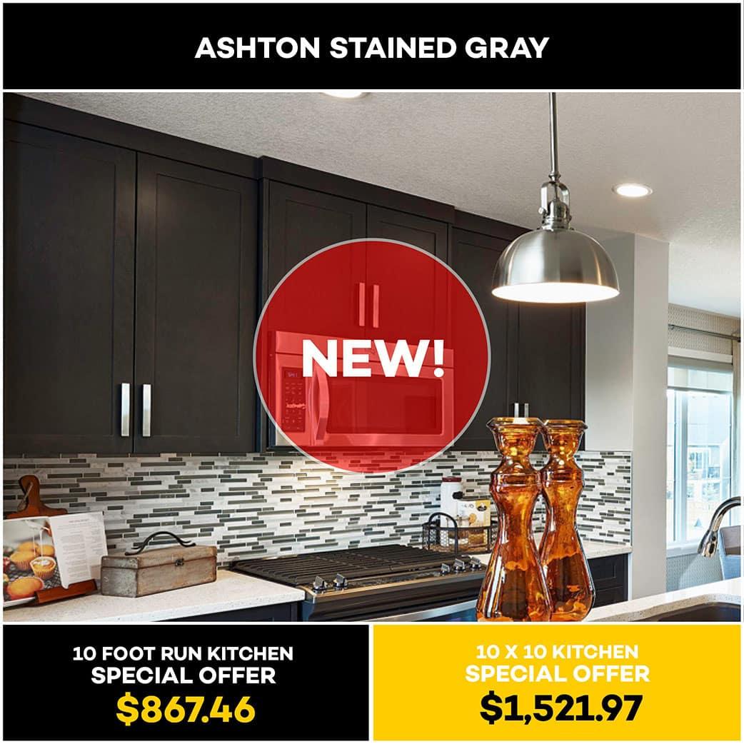 Ashton Gray Shaker